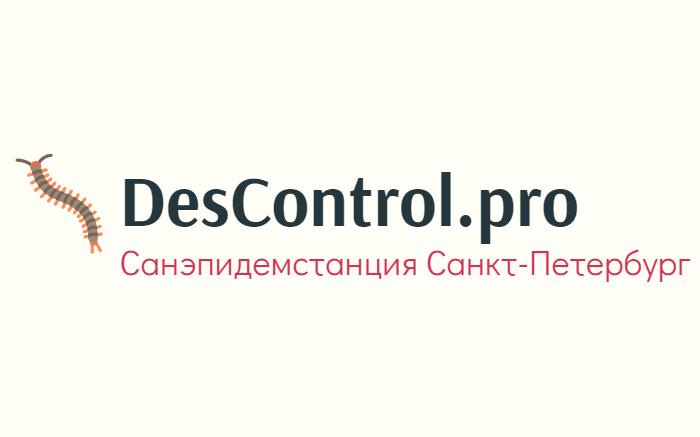 логотип компании СЭС ДезКонтроль