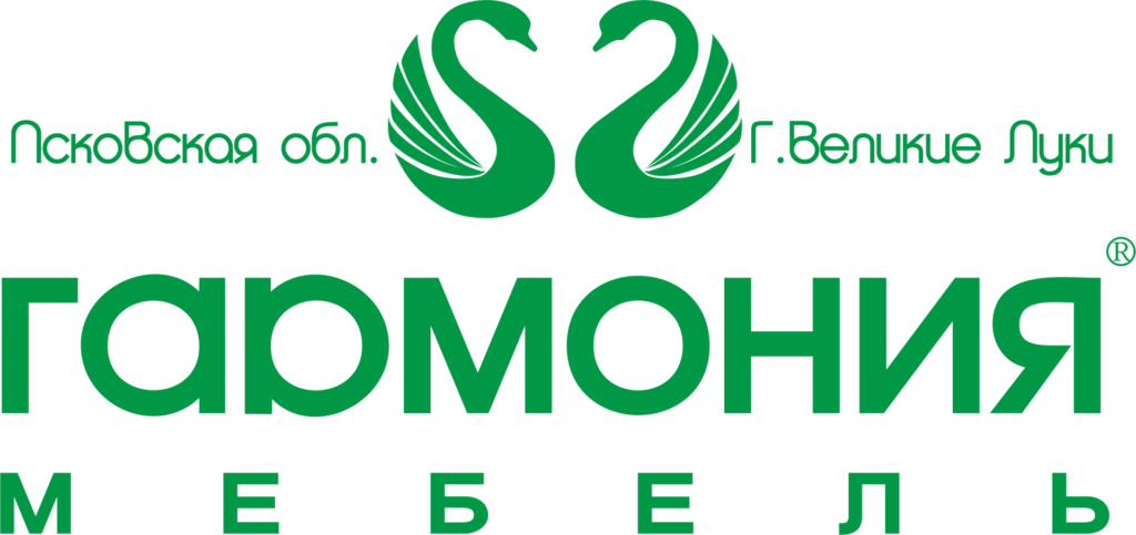 "логотип компании Кухни ""Гармония"""