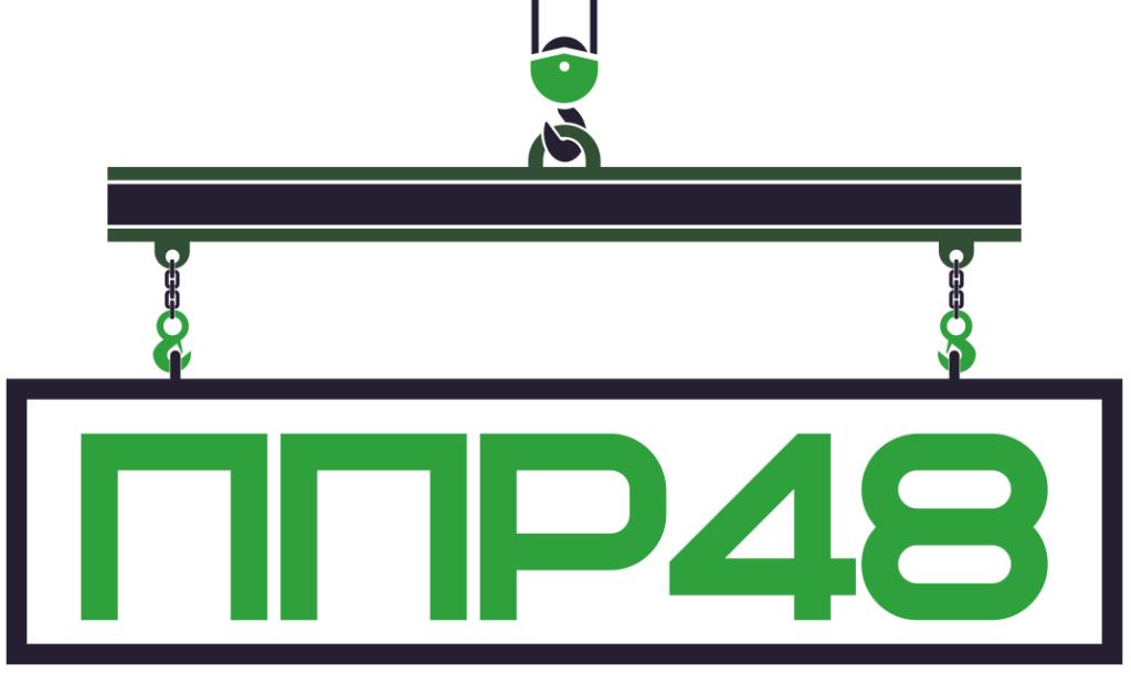 логотип компании ППР48