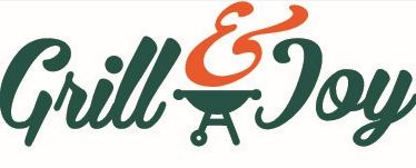 логотип компании Grill&Joy магазин грилей и аксессуаров