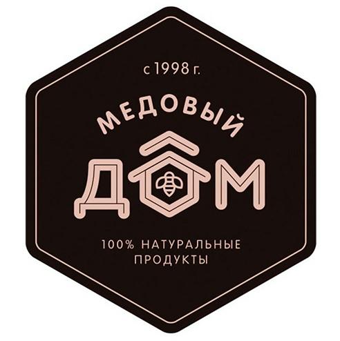 логотип компании ООО «Медовый дом»