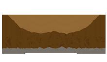 логотип компании Крестовский паркет