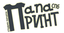 логотип компании Студия печати Папа Принт