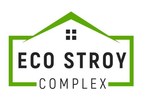 логотип компании Эко Строй Комплекс