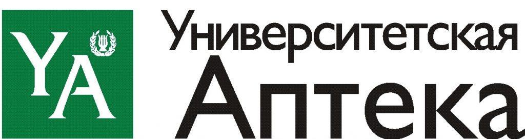 логотип компании Университетская Аптека