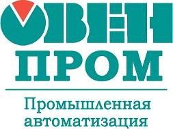 логотип компании ОВЕН-ПРОМ