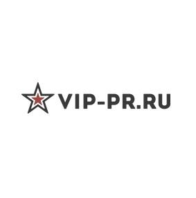 логотип компании PR-агентство VIP-PR – заказать пиар-услуги, продвижение компании и бренда в интернете