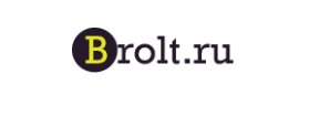 логотип компании Брольт