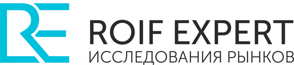 логотип компании Аналитическое агентство ROIF Expert