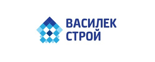 логотип компании Василек-Строй