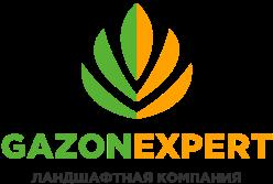 логотип компании Газон Эксперт