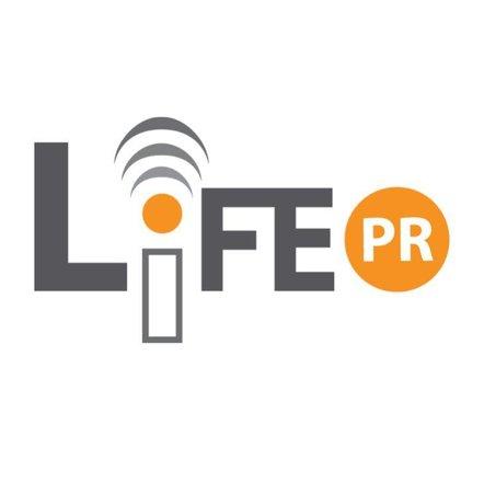 логотип компании LIFEPR
