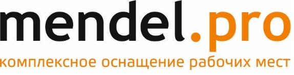 логотип компании Mendel.pro