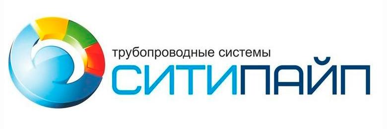 логотип компании СитиПайп – Санкт-Петербург