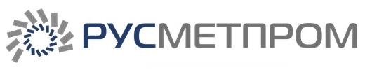 логотип компании Русметпром