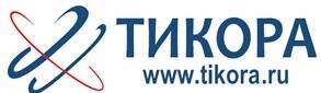 логотип компании ТИКОРА