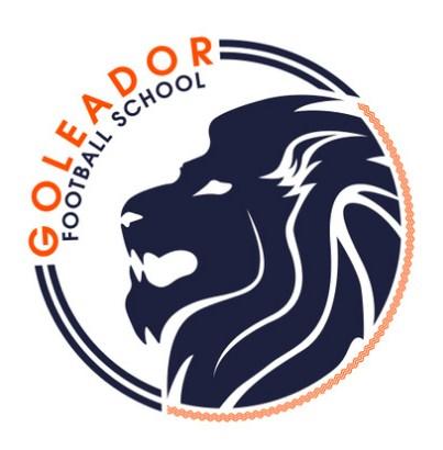 логотип компании Футбольная школа Голеадор