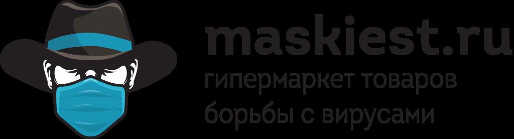 логотип компании Маски есть