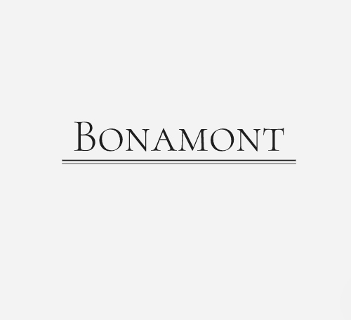 логотип компании Бонамонт