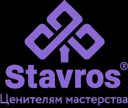 логотип компании Ставрос