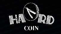 логотип компании Барбершоп HARD COIN