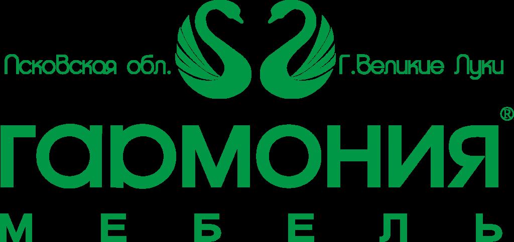 логотип компании Кухни Гармония Мебель