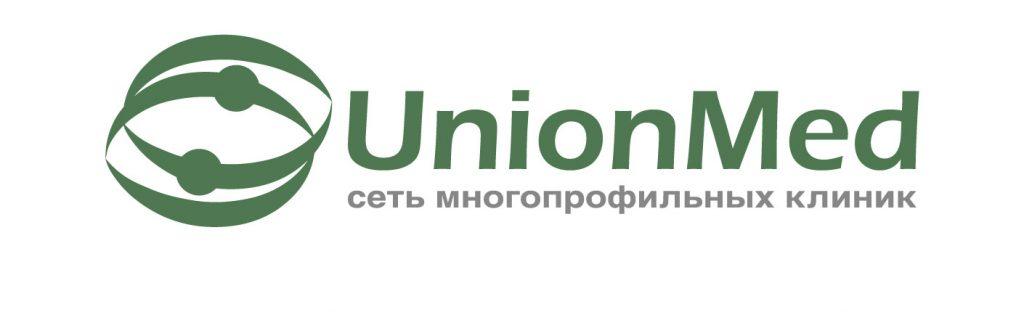 логотип компании Юнион Мед