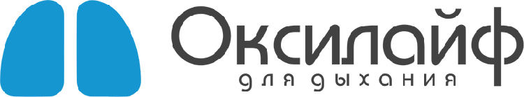 логотип компании Оксилайф